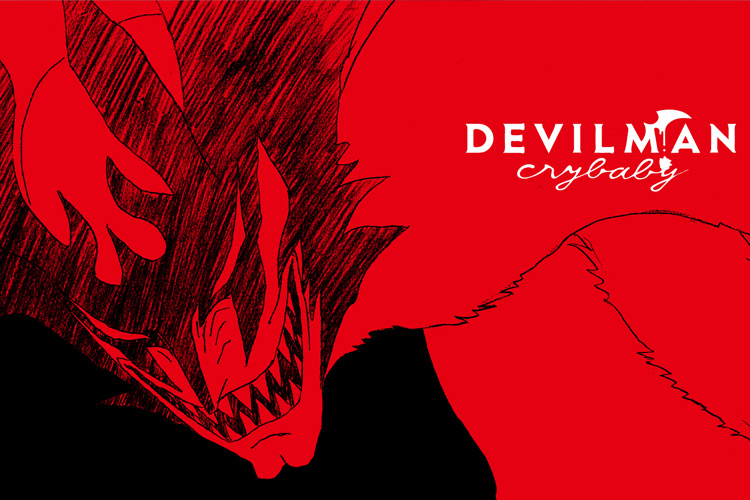 Devilman Crybaby - Masaaki Yuasa ( Netflix Original Anime Series )