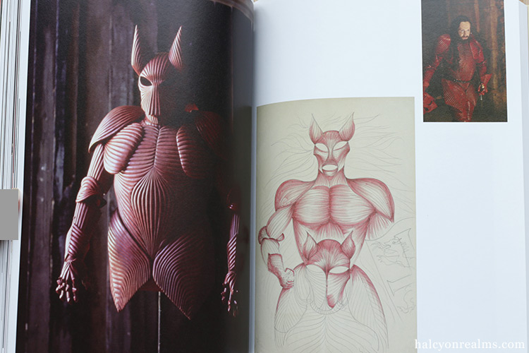 Eiko Ishioka : Blood, Sweat, And Tears - A Life Of Design Art Book Review 石岡瑛子 血が、汗が、涙がデザインできるか 公式図録