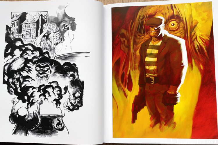 The Art Of Eric Powell Book Review