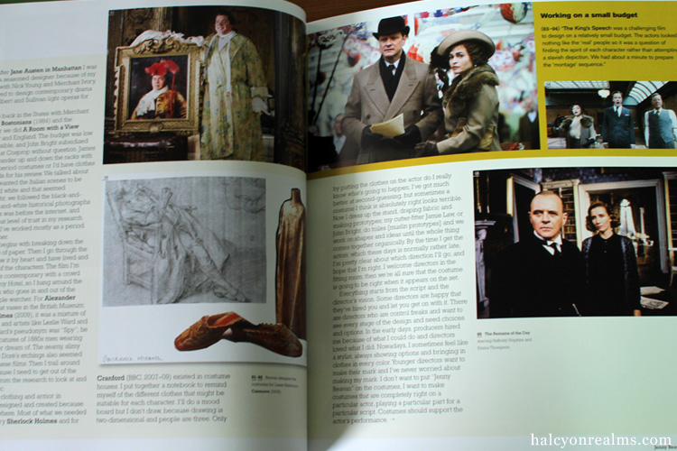 Costume Design – FilmCraft Series Book