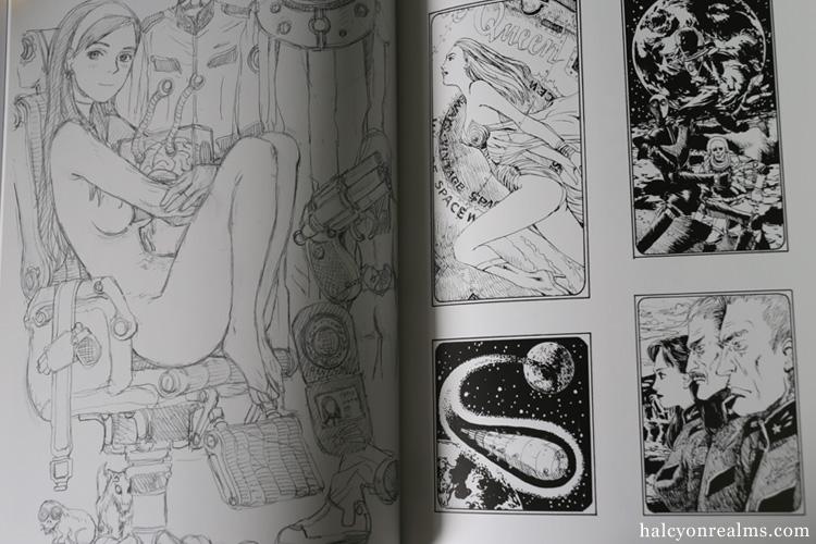 Future - Tsuruta Kenji Art Book