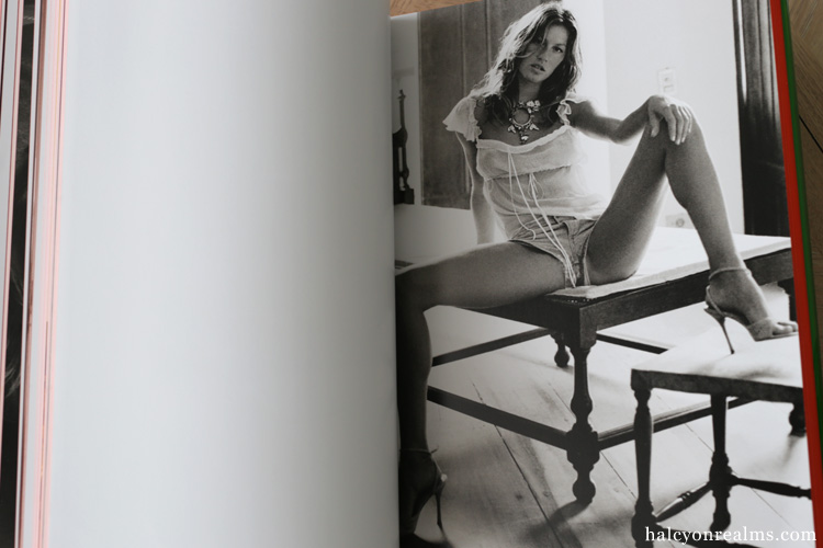 Gisele Bündchen - Photography Book Review Taschen