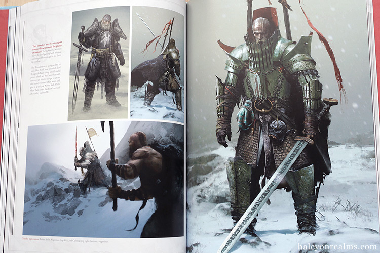 The Art Of God Of War Book Review