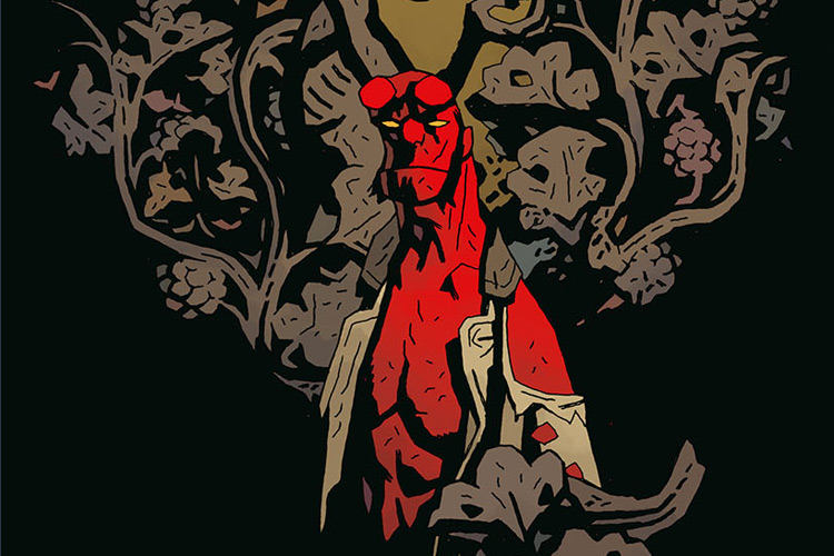 Hellboy : 25 Years of Covers