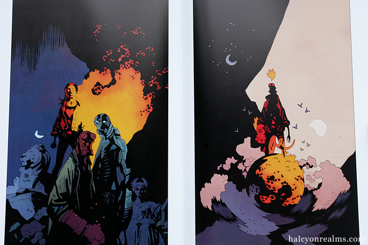 Hellboy - 25 Years Of Covers Art Book Review