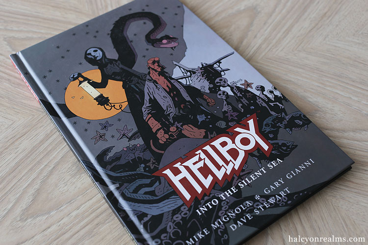 Hellboy : Into The Silent Sea Comic Book Review