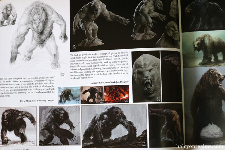 Hobbit : The Desolation Of Smaug Art & Design Book