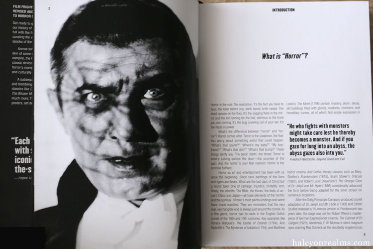 Horror Cinema Book Review ( Taschen )