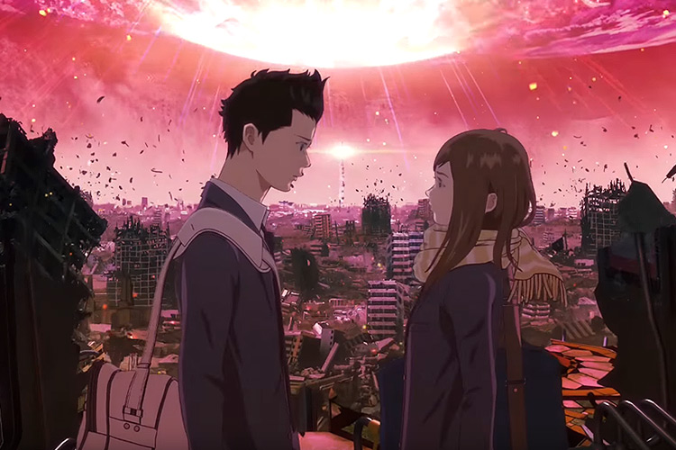 Nissin Cup Noodles - Hungry Days Anime Commercial Finale