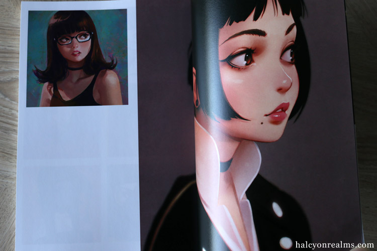 Ilya Kuvshinov - Illustration Magazine Review