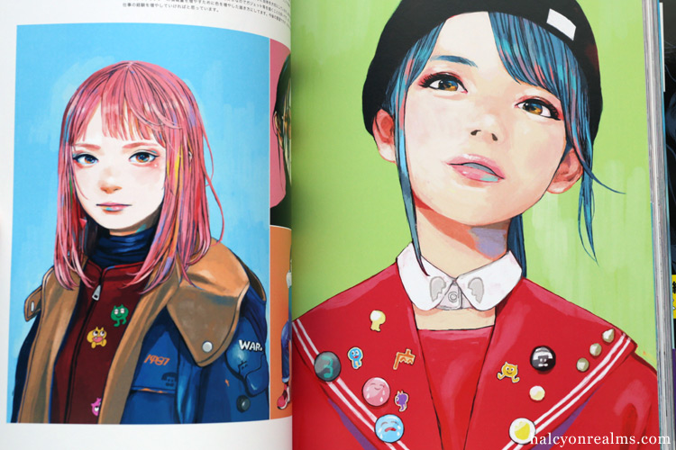 ILLUSTRATION 2019 Japanese Art Book Review