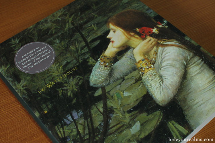 John William Waterhouse Art Book Phaidon