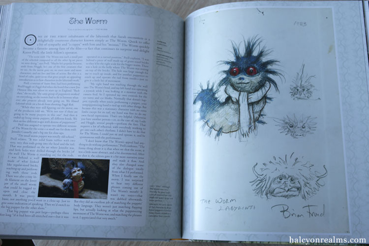Labyrinth - The Ultimate Visual Guide Book Review
