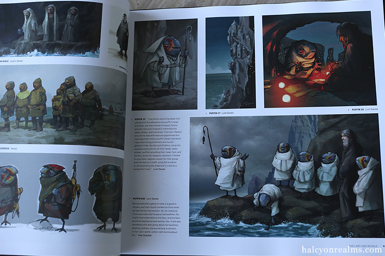 The Art Of Star Wars : The Last Jedi Book Review