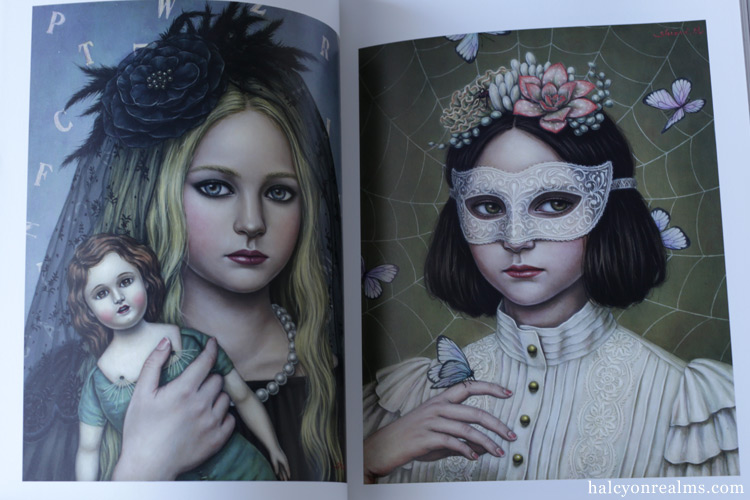 Shiori Matsumoto - Garden Of Illusions Art Book Review