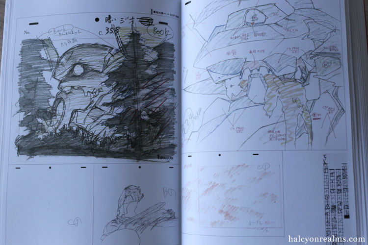 Mitsuo Iso Animation Works Vol. 2 Art Book Review