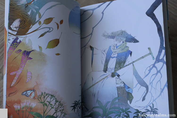 Musubi - Munku Mutsuki Illustration Works Art Book Review