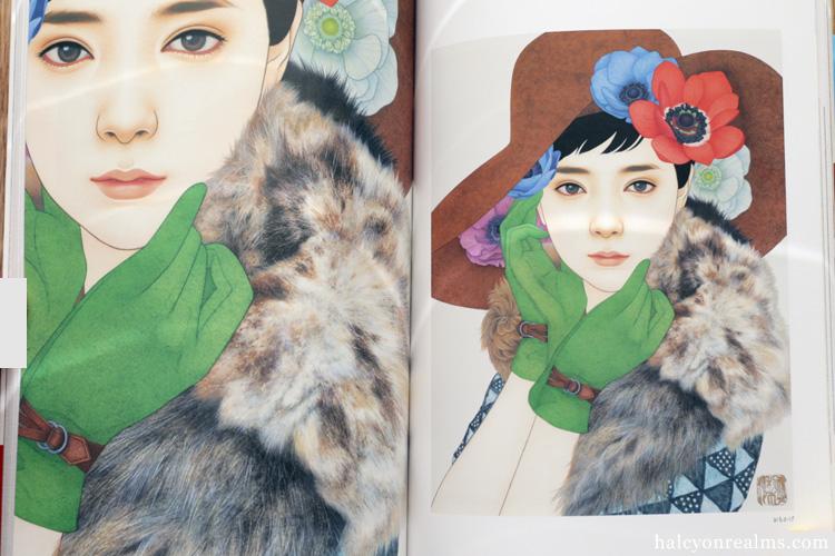 Nakahara Arisa Illustration Works Book Review