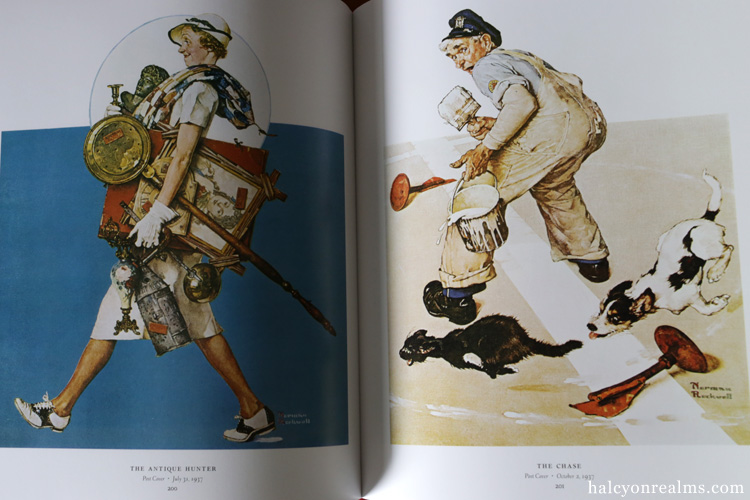 Norman Rockwell - 332 Magazine Covers Art Book