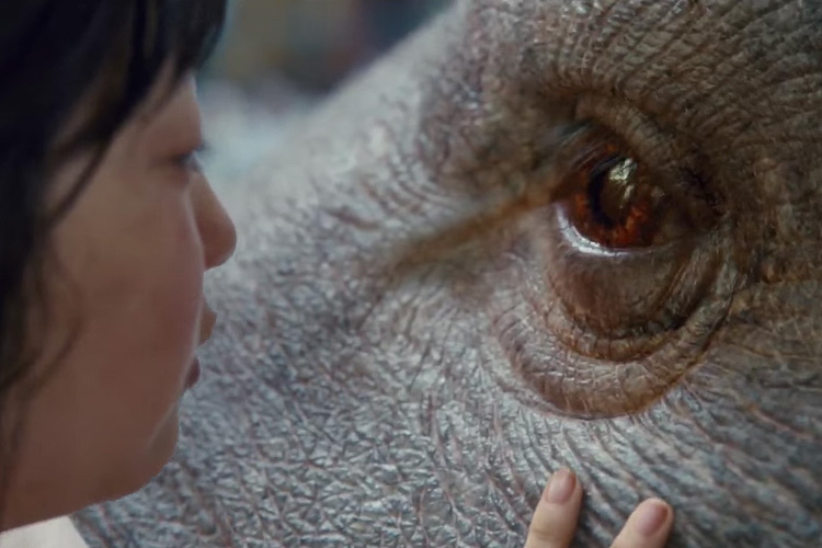 Okja - Bong Joonho Monster Film Teaser