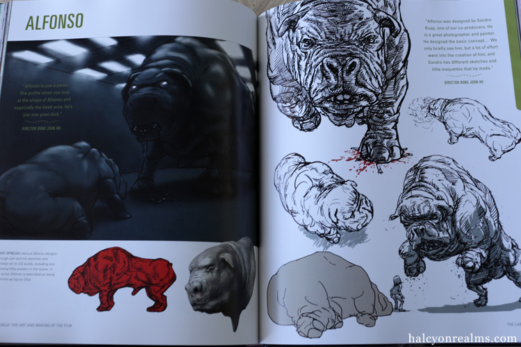 Okja - The Art And Making Of The Film Book Review
