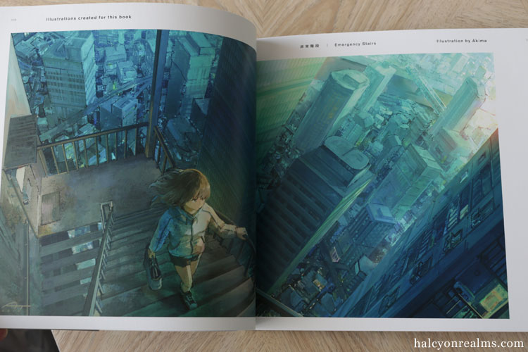 Everyday Scenes From A Parallel World Art Book Review