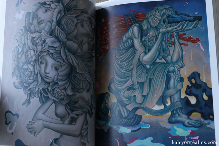 Pareidolia - James Jean Art Book