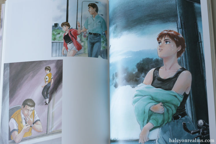 Patlabor AIR – Akemi Takada Art Book Review