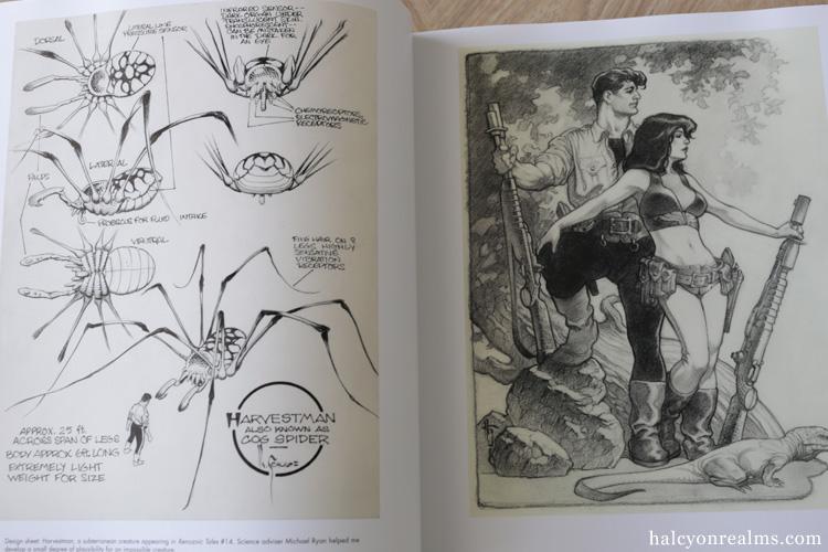 Portfolio - Mark Schultz Art Book Review