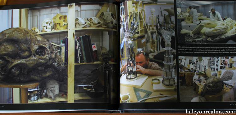 Prometheus - The Art Of The Film Book