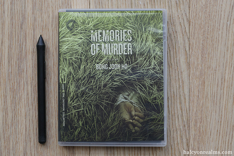 Memories Of Murder Criterion Collection Blu-ray