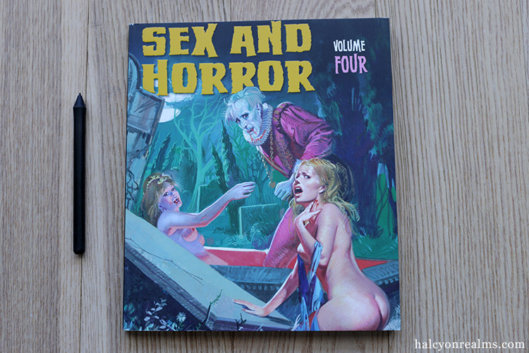 Sex And Horror - Volume Four Art Book Review