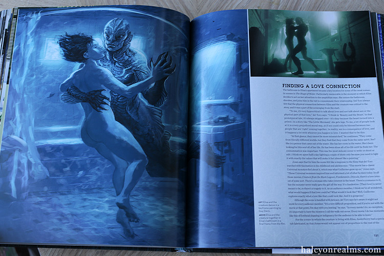 The Shape of Water: Creating a Fairy Tale for Troubled Times Book Review
