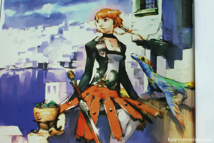 Shigenori Soejima Art Works Book