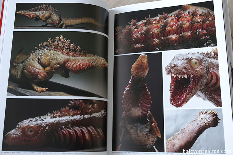 The Art Of Shin Godzilla Book Review Part 2