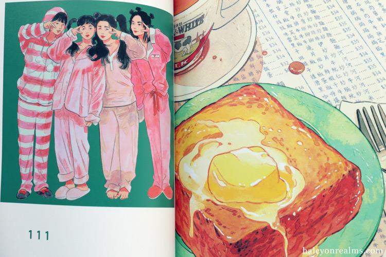 Sisterhood - Little Thunder Art Book Review
