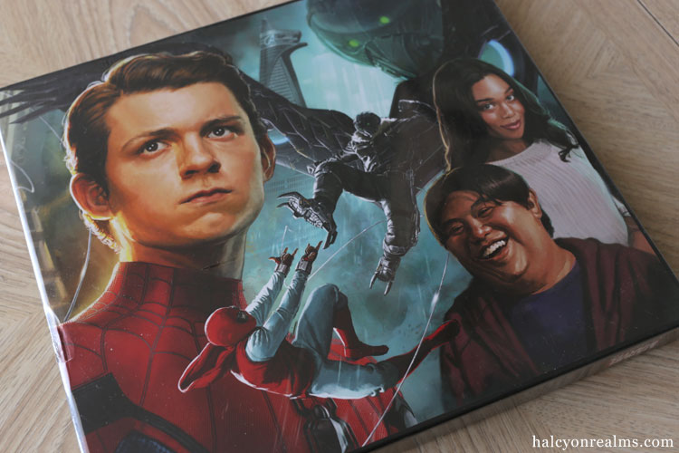 The Art Of Spiderman : Homecoming Book Review