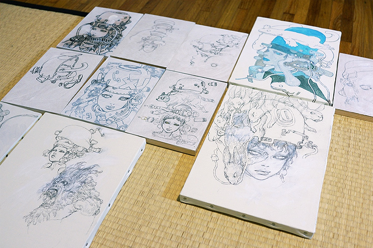 Katsuya Terada Interview PIE Books