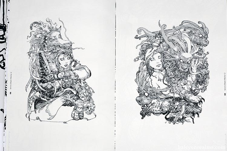 Real Size - Katsuya Terada Art Book Review