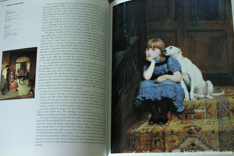 Victorian Painting Art Book Review