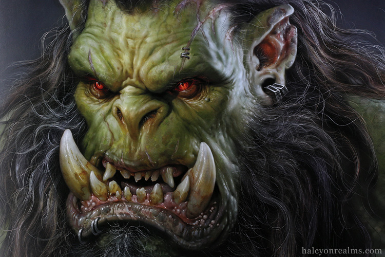 Warcraft - Behind The Dark Portal Art Book Review