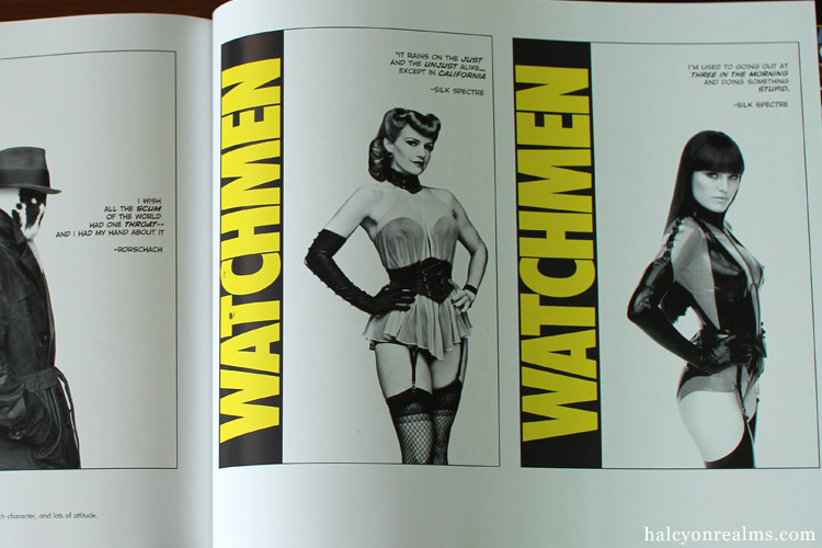 Watchmen - The Art Of The Film Book