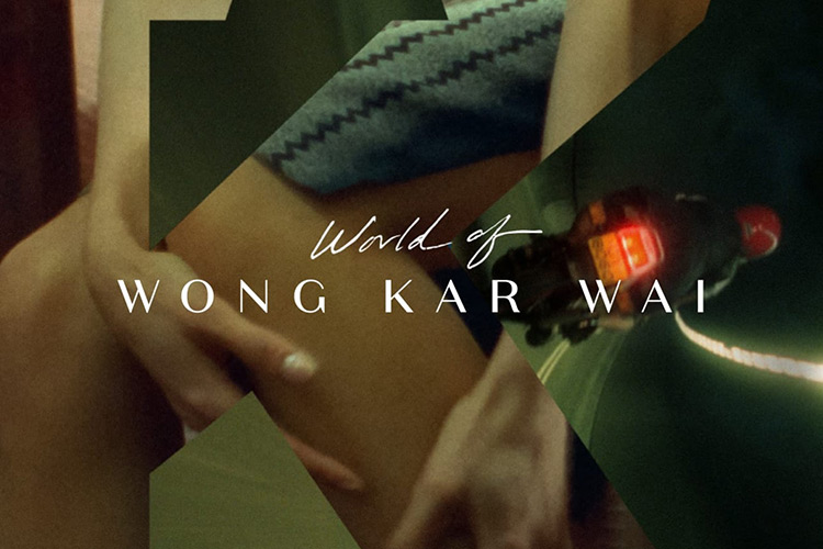 World Of Wong Kar Wai Criterion Collection Blu-ray