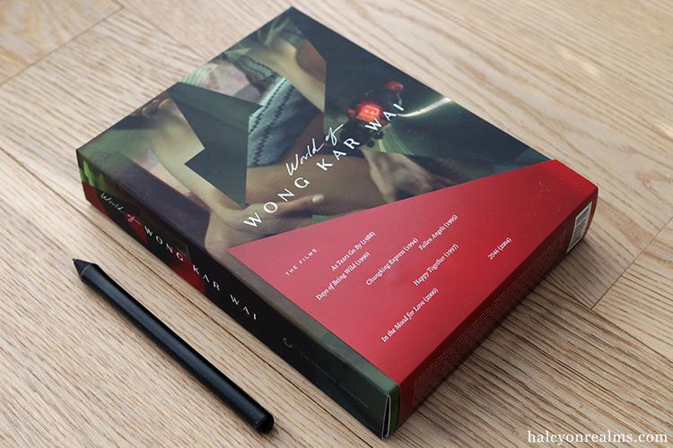 The World Of Wong Kar Wai Criterion Collection Blu-ray