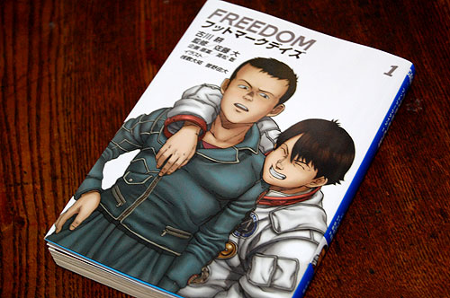 Freedom Project Japanese novel - Halcyon Realms - Art Book