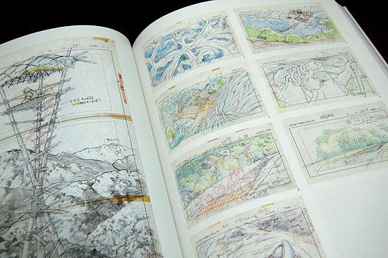 Studio Ghibli Layout Designs Exhibition & Art Book