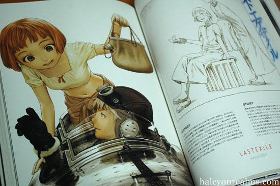 Prismtone - Range Murata Art Book