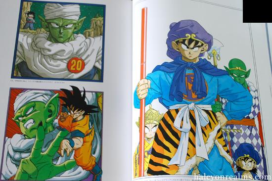 The Art Of Toriyama Akira The World Special Art Book Review Halcyon Realms Art Book Reviews Anime Manga Film Photography