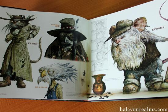 rango character design wwwpixsharkcom images