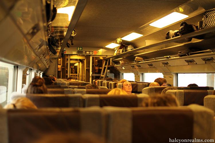 Paris Trip Vi To London By Eurostar Halcyon Realms